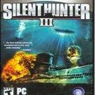 Silent Hunter 3 PC-DVD WWII Submarine Sim WinXP - 41729-56
