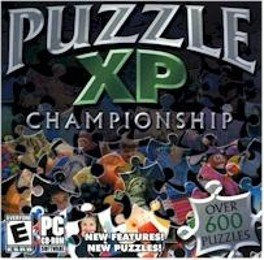 Puzzle XP Championship PC-CD Jigsaw Puzzle Win XP