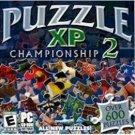 Puzzle XP Championship 2 PC-CD Jigsaw Puzzle Win XP
