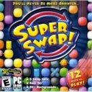 Super Swap PC-CD Arcade+Puzzle Game Win XP