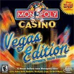 Monopoly Casino Vegas Edition PC-CD Win 95/98/Me