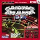 Casino Champ 3D 11 Games Cards Poker Dice Slots PC-CD Win XP