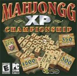 Mahjongg XP Championship PC-CD Win XP