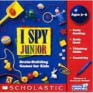 I Spy Junior Early Learning Games Ages 3-5