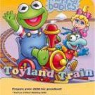Muppet Babies Toyland Train Learning Activities Ages 2-5