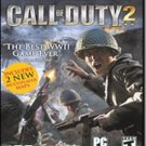 Call Of Duty 2 Game Of Year Edition PC-CD Win XP - 36928