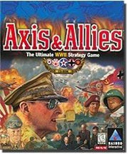Axis And Allies WWII Strategy PC-CD Win XP - 22967