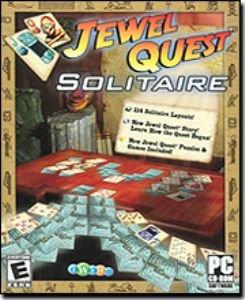 Jewel Quest Solitaire Puzzles Games PC-CD Win XP - 37648