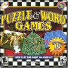 Puzzle And Word Games Collection PC-CD Win XP - 37130