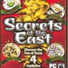 Secrets Of The East Puzzle Game Collection PC-CD Win XP - 39064