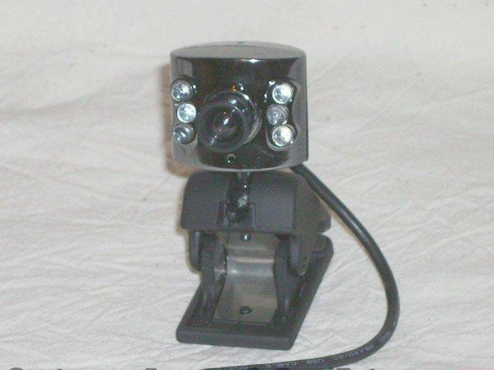 USB PC Webcam (300K Pixel with 6-LED)