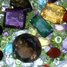 Wholesale Lot of 500 carats natural faceted Gemstones
