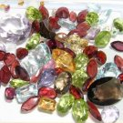 50 carat lot natural Mixed Gemstones Birthstones