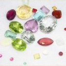 Mixed Lot of 10 carats natural all small Gems Stones
