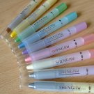 Taiwanese Shimmer Shimmery Stick Choose 6