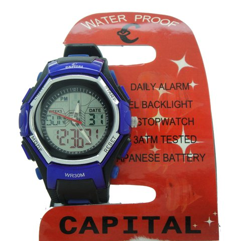 Capital brand sport Watch WAc735