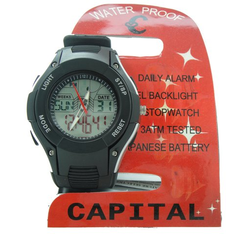 Capital brand sport Watch WAc736