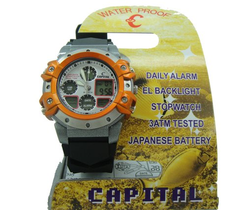 Capital brand Sport Watch WAc782