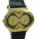 Capital brand leather strap men Watch WA721
