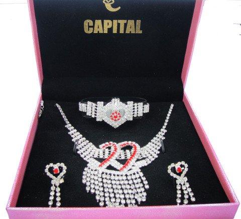 Capital brand set women Watch WA500