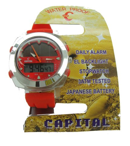 Capital brand Sport Watch WAca778