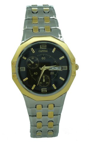 Capital brand men Watch WA2355