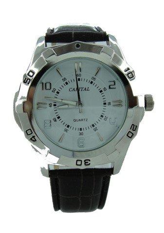 Capital brand Leather Strap men Watch WA794