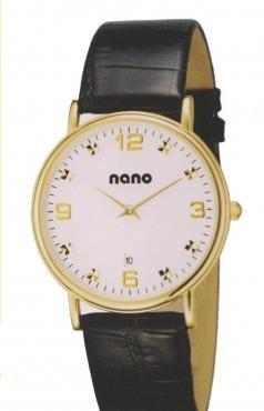 Nano Brand Watch leather strap for Men A066
