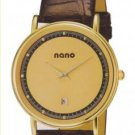 Nano Brand Watch leather strap for Men A065