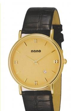 Nano Brand Watch leather strap for Men A064