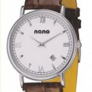Nano Brand Watch leather strap for Men A069