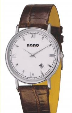 Nano Brand Watch leather strap for Men A069