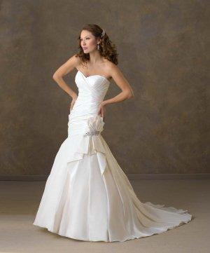 Futagodress BW0007 Stunning Sweetheart Wedding Dress