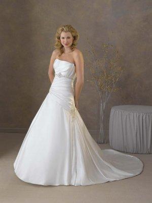 Futagodress BW0009 Custom Made A-line Wedding Dress