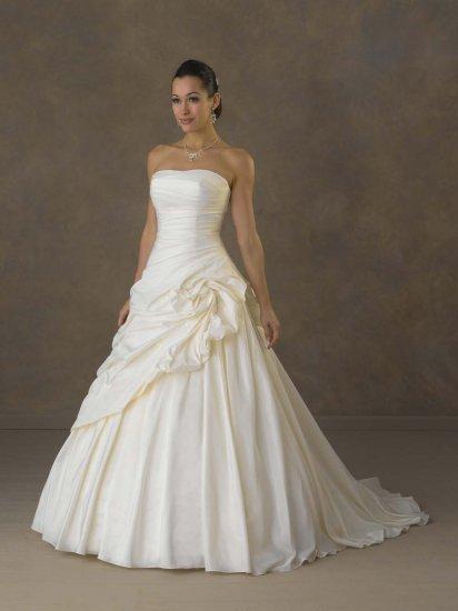 Futago Dress BW0011 Strapless A-line Wedding Dress