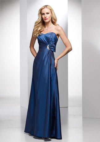 Sweetheart Strapless Full-length Wedding Dress AI0033