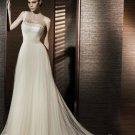 Wedding Dresses/ Wedding Gowns --Gorgeous Beaded One-shoulder A-line Wedding Dress SB0007
