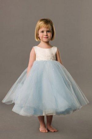 Cute and Lovely Little Princess Wedding Dress Girl Dress VG0014