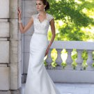 MC1002 Sexy Hollow-back Mermaid Wedding Dress