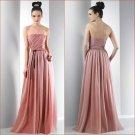 BJ0006 Strapless Full-length Wedding Dress