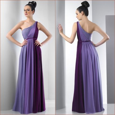 BJ0001Gorgeous One-shoulder Wedding Dress