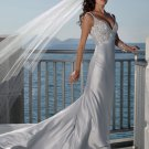 Wedding Dresses/ Wedding Gowns -- Nice Beaded Bridal Gown WB0009