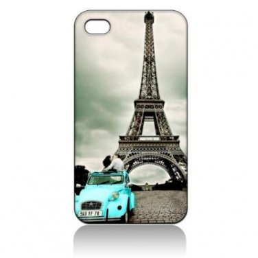 Eiffel Tower Paris Hard Case Cover Skin for Iphone 4 4s