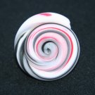 Round Swirl Shaped Ring