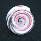 Round Swirl Shaped Ring