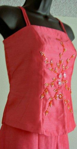Red 2piece Dress