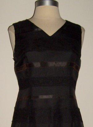 Maggy LondonSleeveless Black Sheath Dress Size 4 petites