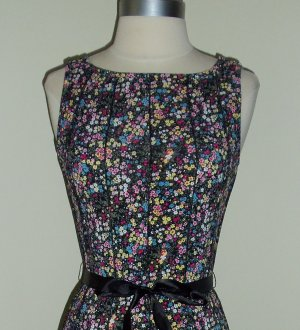 Forever Floral Print Dress Size S