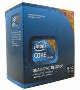 Intel Core i5 Processor i5-750 2.66GHz 8MB LGA1156 CPU, Retail