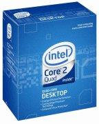 Intel Core 2 Quad Processor Q9400 2.66GHz 1333MHz 6MB LGA775 EM64T CPU, Retail
